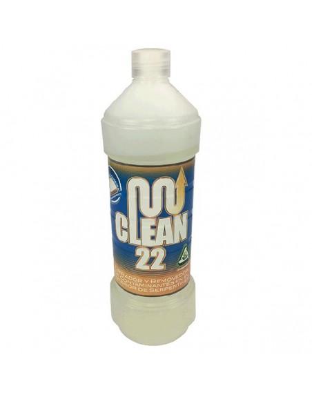 LIMPIADOR INTERNO CLEAN 22 1L EVAR